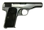 Пистолет Браунинг, модель FN Model 1910
