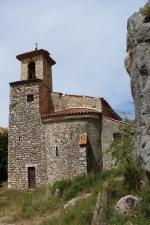 Бодюан. Средневековая церковь Св. Петра и Павла