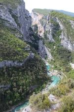 Каньон реки Вердон