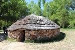 Quinson. Жилище человека эпохи позднего неолита (2500 лет до р.х.)