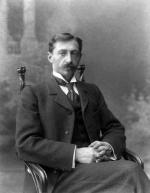 Портрет И.А. Бунина, Нижний Новгород, 1901 г.