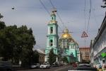 Москва. Богоявленский собор в Елохове
