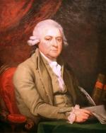 Портрет Джона Адамса (John Adams), 1788 г.
