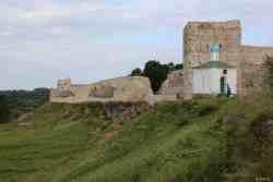Изборск. Изборская крепость