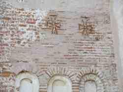 Мальтийский крест. Колокольня Успенского собора (Смоленск)