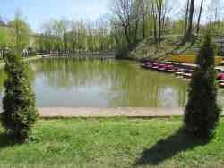 Пруд. Лопатинской сад (Смоленск)