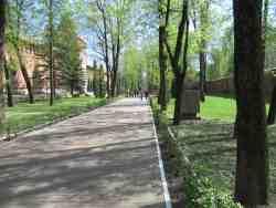 Сквер Памяти Героев (Смоленск)