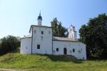 Изборск. Церковь Николы на городище