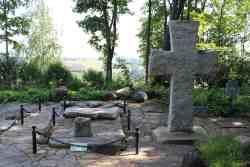 Изборск. Труворов крест