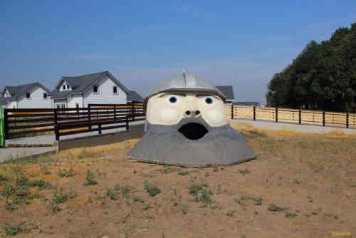 Национальный конный парк «Русь». Сказочная голова