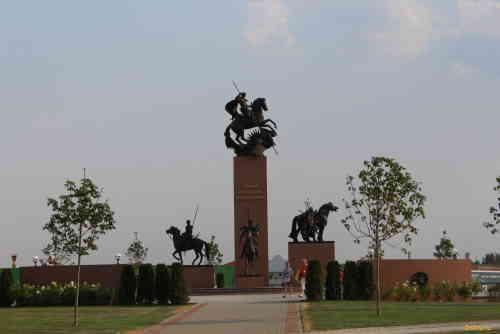 Национальный конный парк «Русь». Мемориал славы русской кавалерии