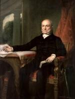 Джон Куинси Адамс (John Quincy Adams), GPA Healy, 1858 г.