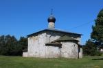 Псков. Церковь Косьмы и Дамиана с Гремячей горы