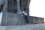 Псков. Памятник Александру Невскому