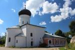 Псков. Снетогорский монастырь. Собор Рождества Пресвятой Богородицы