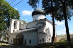 Псков. Мирожский монастырь. Спасо-Преображенский собор
