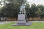 Москва. ул. Большая Никитская. Памятник Алексею Толстому