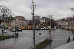 Москва, Площадь Пречистенские Ворота