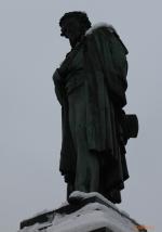 Москва,  Памятник А. С. Пушкину на Пушкинской площади
