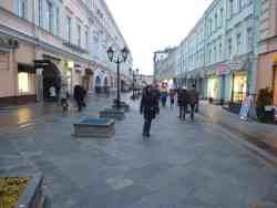 Москва, Улица Рождественка