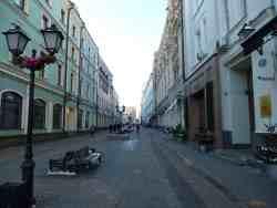 Москва, Столешников переулок