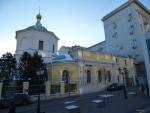 Москва, Столешников переулок, 2 (Храм Космы и Дамиана в Шубине)