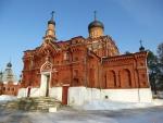 Свято - Смоленская Зосимова мужская пустынь. Смоленский монастырь