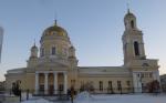 Екатеринбург. Свято-Троицкий кафедральный собор