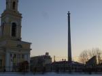 Екатеринбург. Недостроенная телебашня города