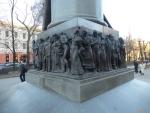 Чистопрудный бульвар. Памятник Грибоедову А.С.