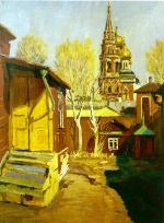Храм Воскресения Христова в Кадашах, С. А. Виноградов (1910)