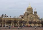 Санкт-Петербург. Набережная Лейтенанта Шмидта 27, Церковь Успения Пресвятой Богородицы