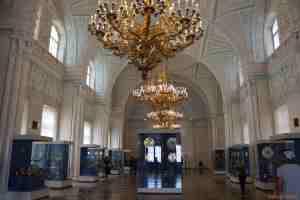 Александровский зал. Зимний дворец. (Санкт-Петербург)