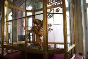 Часы Павлин. Малый Эрмитаж. (Санкт-Петербург)