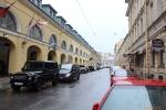 Санкт-Петербург. Биржевой переулок