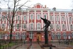 Санкт-Петербург. Здание Двенадцати коллегий