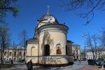 Кронштадт. Храм-часовня в честь Тихвинской иконы Божией Матери