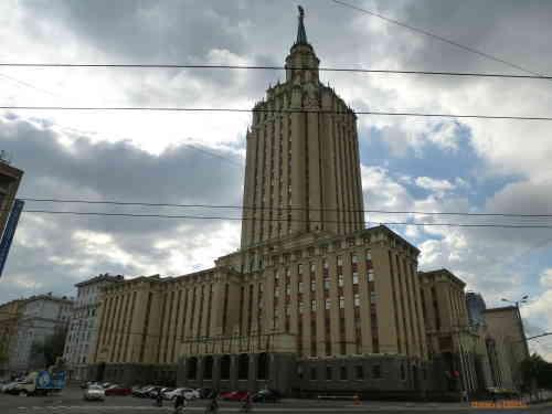 Гостиница «Ленинградская» (Москва)