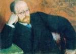 Вересаев Викентий Викентьевич (портрет С. Малютина, 1919 г.)