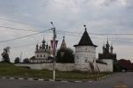 Юрьев-Польский. Михайло-Архангельский монастырь