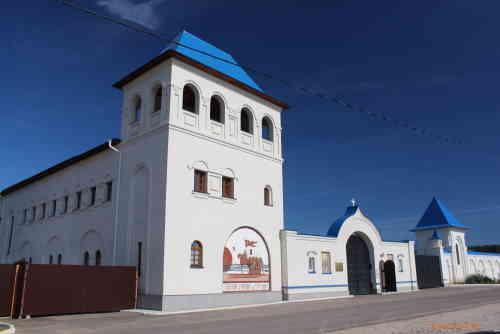Владимирский скит монастыря Калужская Свято-Тихонова пустынь
