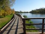 Москва. Джамгаровский пруд