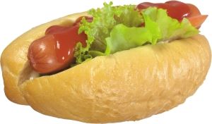 Хот дог (Hot dog)