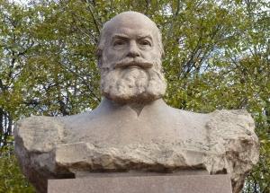 Москва. Памятник Жуковскому