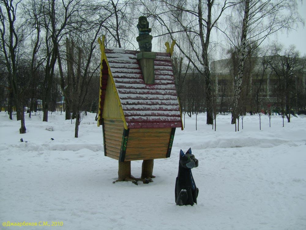 где находится в москве ул трубецкая: