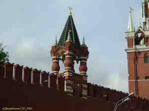 Царская башня Московского Кремля (Москва)