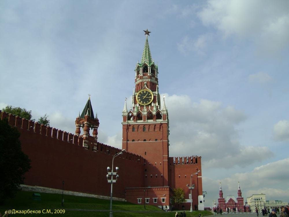 Спасская башня Московского