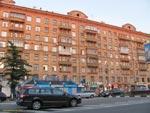 Улица Дмитрия Ульянова. Дом 24 - Генеральский дом