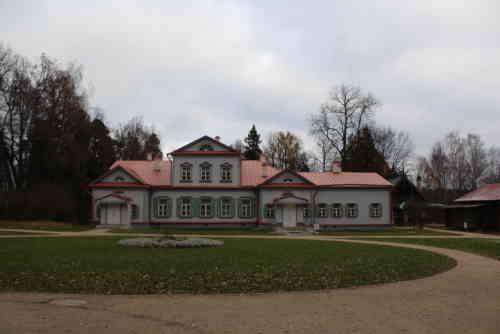 Абрамцево. Усадебный дом