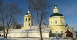Иркутск, Спасо-Преображенская церковь